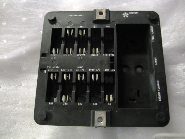 Fuse_Box_2 1972 to 1993 dodge truck fuse boxes dodge ram, ramcharger 2012 Dodge Ramcharger at bakdesigns.co