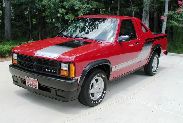 The Dodge Shelby Dakota