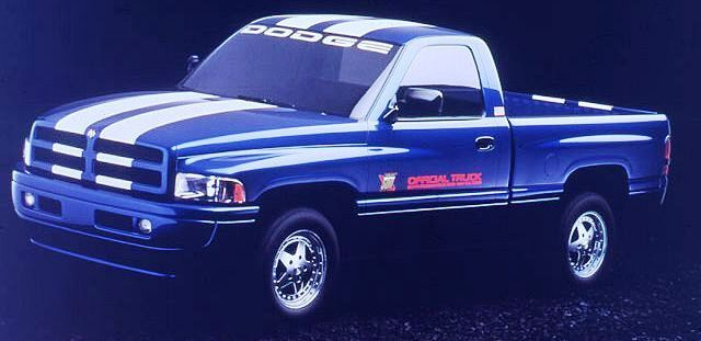 Dodge Ram Truck Bed For Sale >> 1996 Ram Indy 500 Pace Truck Door Decal Kit (Multicolored)