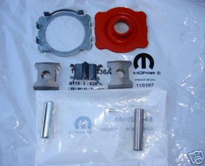 Steering Coupler Repair Kit Nos