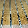 Bed Strips - Polished Stainless Steel SET